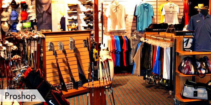 Riviera Golf Club Proshop