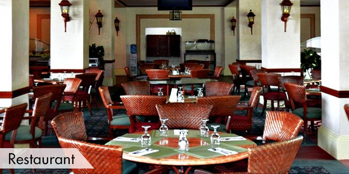 Riviera Golf Club Restaurant