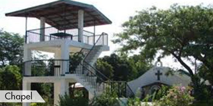 UPI Hills Golf & Country Club Chapel