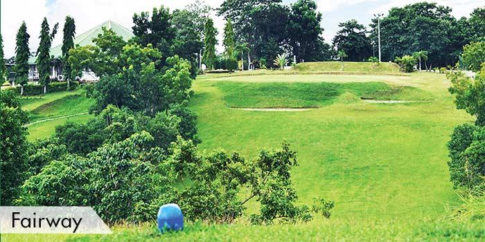 UPI Hills Golf & Country Club Fairway