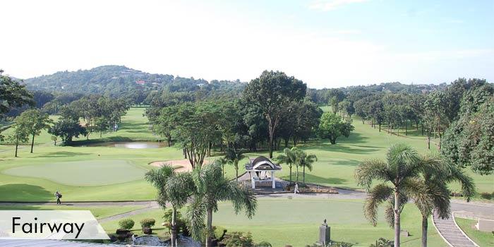 Valley Golf & Country Club Fairway