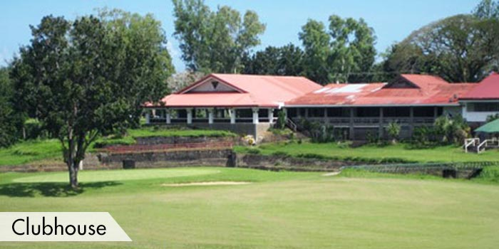 Victorias Golf & Country Club Clubhouse