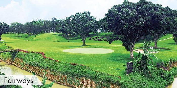 Victorias Golf & Country Club Fairways
