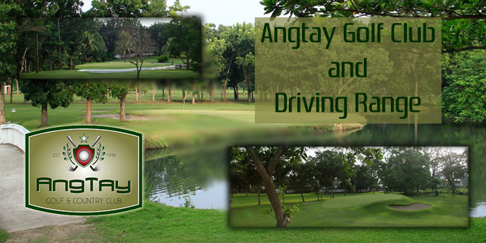 AngTay Golf & Country Club - Discounts, Reviews and Club Info
