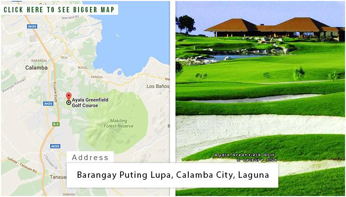 Ayala Greenfield Location, Map and Address