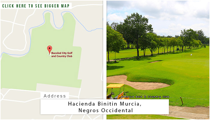 Bacolod Location, Map and Address