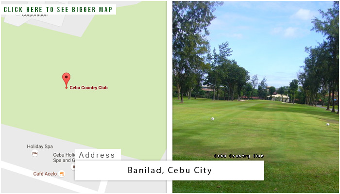 Cebu Location, Map and Address