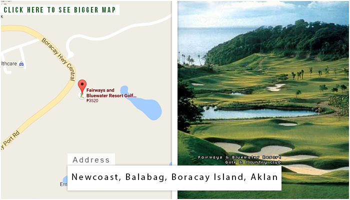 Fairways Location, Map and Address
