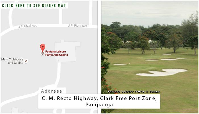 Fontana Location, Map and Address