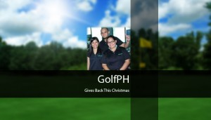 GolfPH Gives Back This Christmas