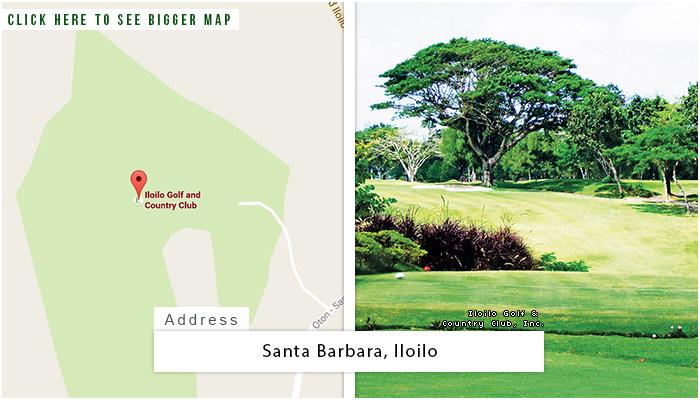 Iloilo Location, Map and Address