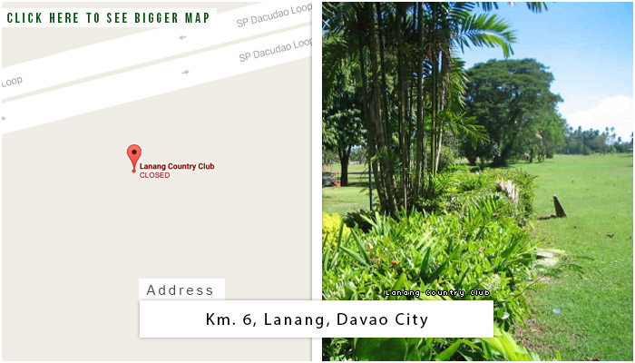 Lanang Location, Map and Address