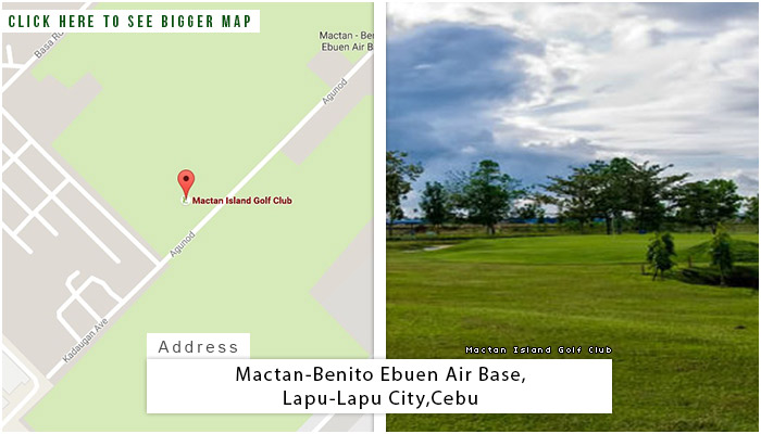 Mactan Location, Map and Address