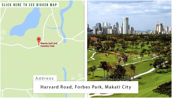 Manila Location, Map and Address