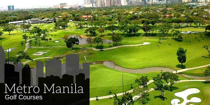 Manila Golf Courses Metro Manila Philippines Golf