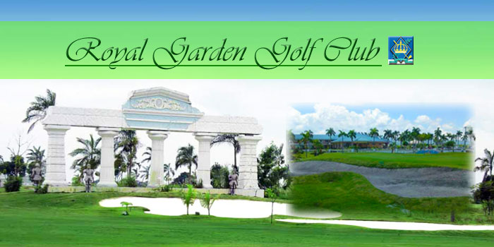 Royal Garden Golf & Country Club - Discounts, Reviews and Club Info