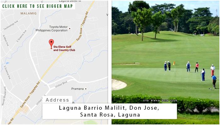 Sta Elena Location, Map and Address