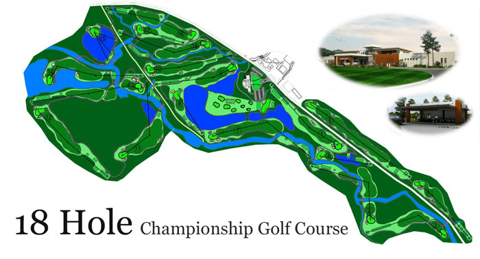 Subic International Golf Club Course Image