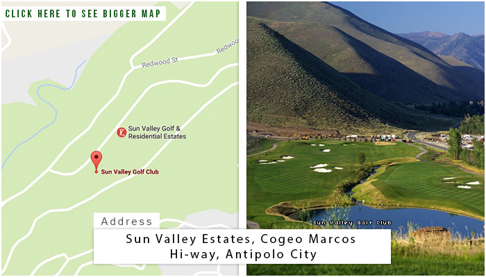 Sun Valley Location, Map and Address