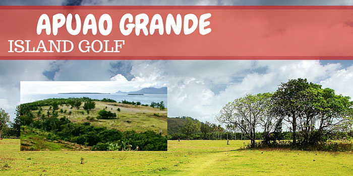 Apuao Grande Island Golf - Discounts, Reviews and Club Info