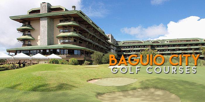 Baguio City Golf Courses