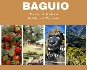 Baguio Tourist Attractions Hotels and Festivals
