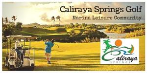 Caliraya Springs Golf and Marina Leisure