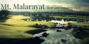 Mt Malarayat Golf and Country Club