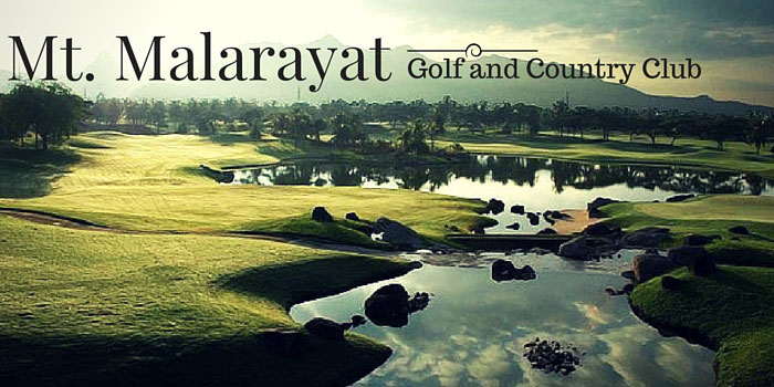 Mount Malarayat Golf & Country Club - Discounts, Reviews and Club Info