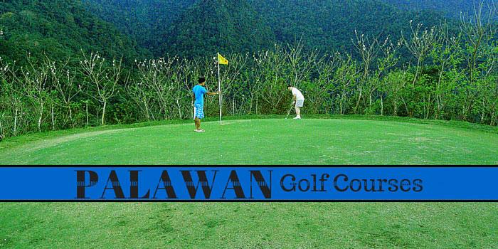 Palawan Golf Courses