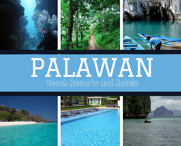 Palawan Philippines Beach Resorts and Hotels