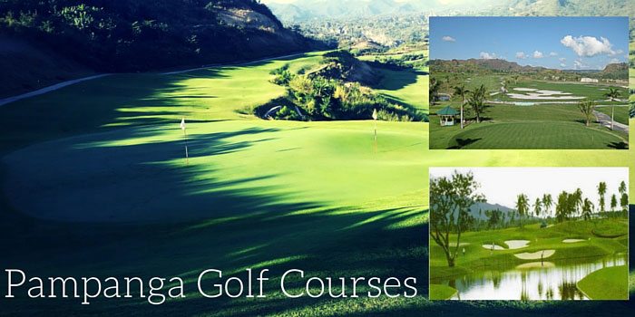 Pampanga Golf Courses