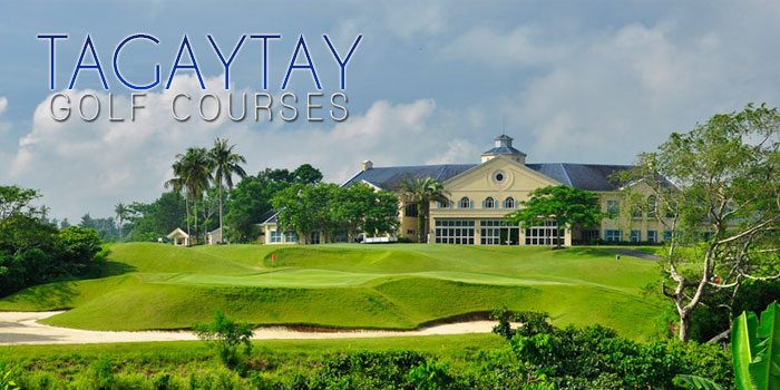 Tagaytay City Golf Courses