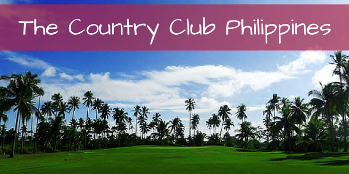 Country Club Philippines (The) - Discounts, Reviews and Club Info