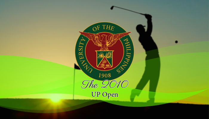 The 2010 UP Open