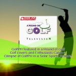 GolfPH featured in a Round of Golf