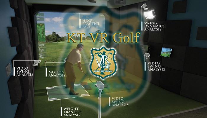 KT VR Golf