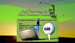 Golf Fundraiser for the Clark Business Community: