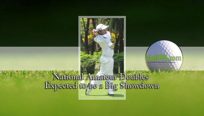 National Amateur Doubles Expected to be a Big Showdown