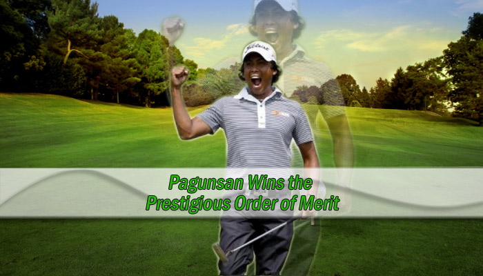 Pagunsan Wins the Prestigious Order of Merit