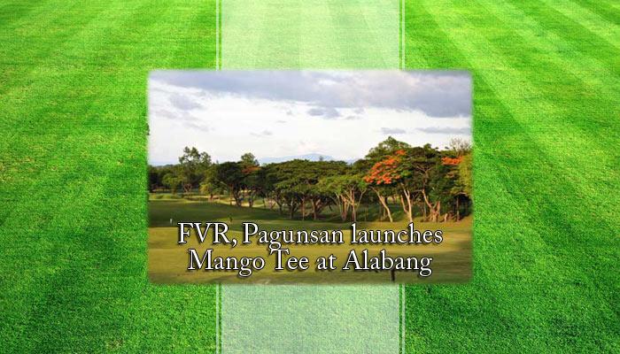 FVR, Pagunsan launches Mango Tee at Alabang