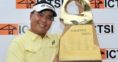 44-year old Mardan Mamat Wins Philippine Open