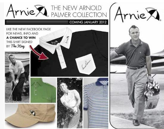 Arnie Golf Clothing Review