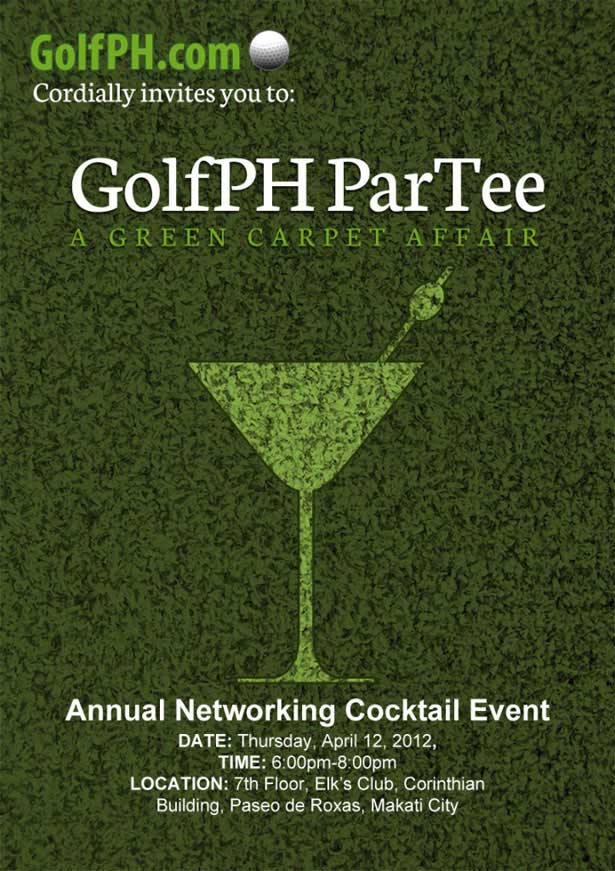 GOLF PH ParTee: A Green Carpet Affair