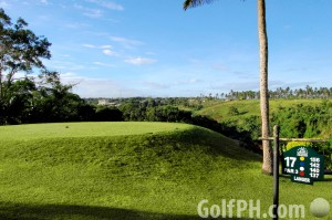 The Riviera Golf and Country Club facilities
