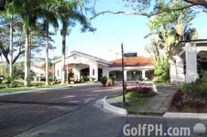 The Riviera Golf and Country Club features
