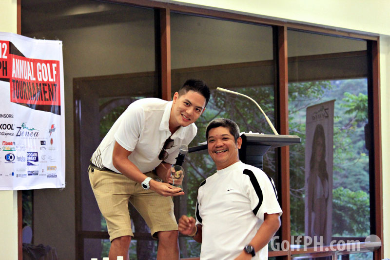 GolfPH Winners at tournament