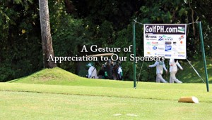 A Gesture of Appreciation to Our Sponsors