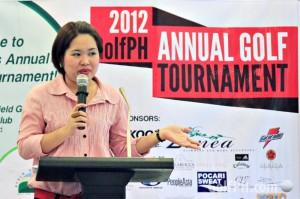 GolfPH Zinea Sponsor