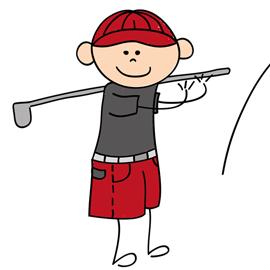 Playing golf health benefits